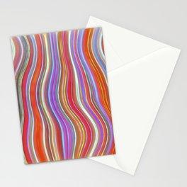 Wild Wavy Lines I Stationery Cards