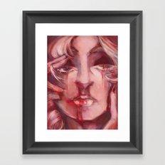 Love ? Framed Art Print