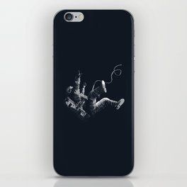 Astronaut - Death By Black Hole iPhone Skin