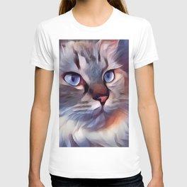 Cat 8 T-shirt