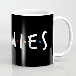 Friend/Enemies Coffee Mug