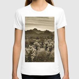 Teddy Bear Cactus T-shirt