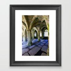 Chapter House Framed Art Print