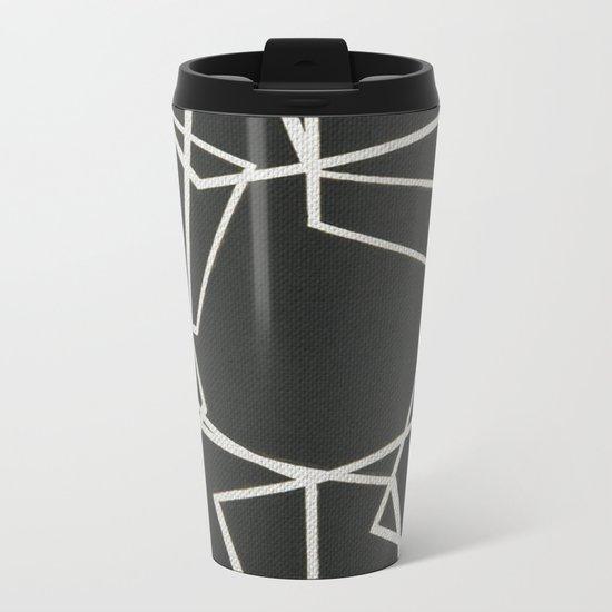 Winter Sun Metal Travel Mug