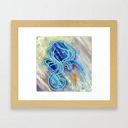 Warm Me Up Framed Art Print