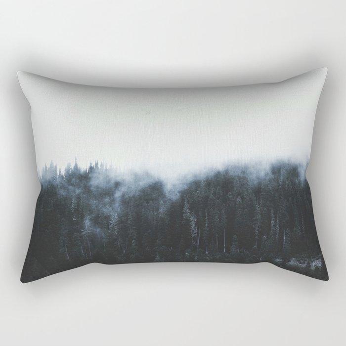 Haunting love Rectangular Pillow