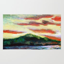 Evening Silhouette Rug