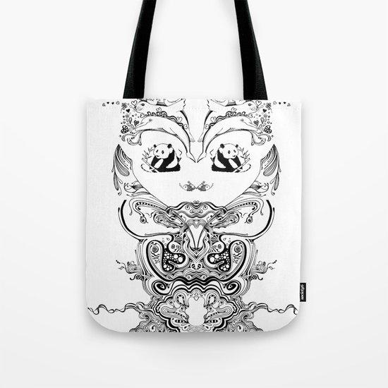 Hello Future Tote Bag