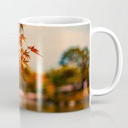 Autumn Scene (Color) Coffee Mug