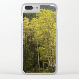 Where Love Grows Clear iPhone Case