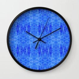 Light Crossing Wall Clock