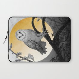 Golden Owl Laptop Sleeve