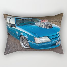 Peter's Holden VK Commodore Rectangular Pillow