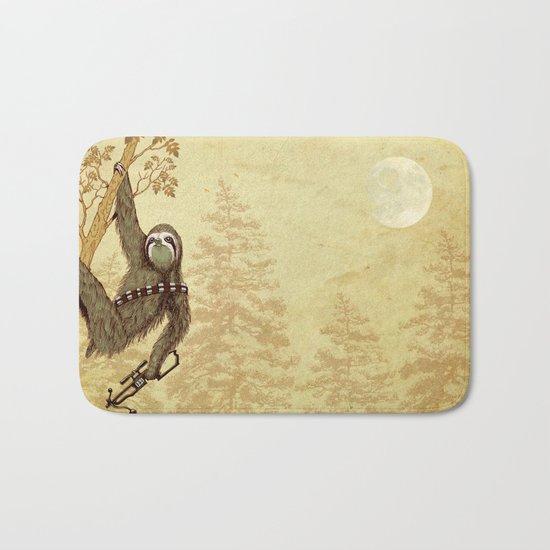 SlothWars Bath Mat