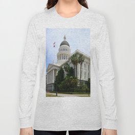 California State Capitol Long Sleeve T-shirt