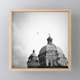 the wish Framed Mini Art Print