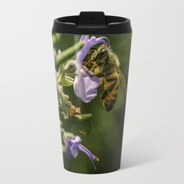 Bee at work Travel Mug
