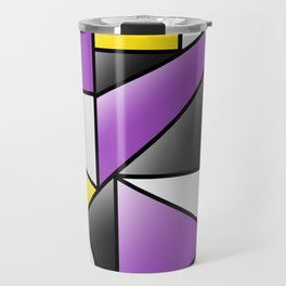 NB (pattern) Travel Mug