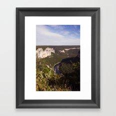La Rouvière Framed Art Print