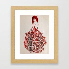 Screenprint Framed Art Print