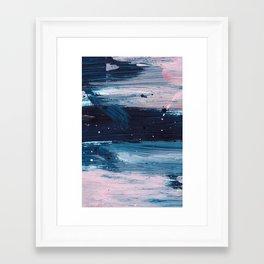 Blush Chic 1 Framed Art Print