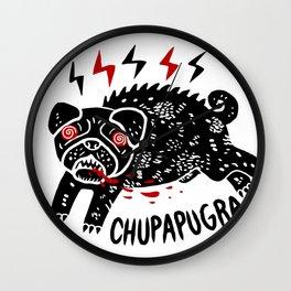 Chupapugra Wall Clock