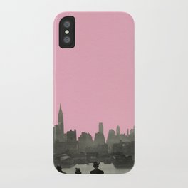 New York Nights iPhone Case