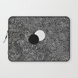 The Bottomless Hole Laptop Sleeve