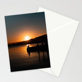 Last Minute Philippine Sunset Stationery Cards