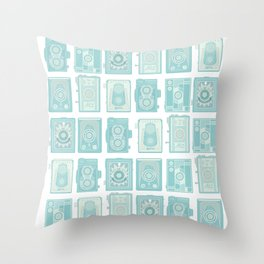 TLRs Throw Pillow