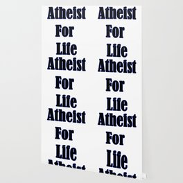 Atheist For Life Wallpaper