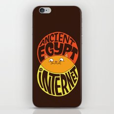 Ancient Egypt, The Internet, Cats iPhone & iPod Skin