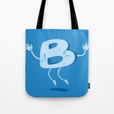 B Happy! Tote Bag