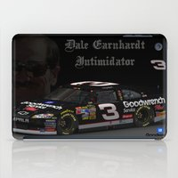 dale cooper iPad Cases featuring Dale Earnhardt by ernhrtfan