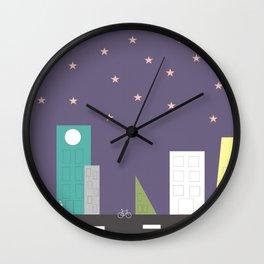 Cidade Wall Clock