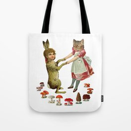 Ring Around the Fairy Ring Tote Bag