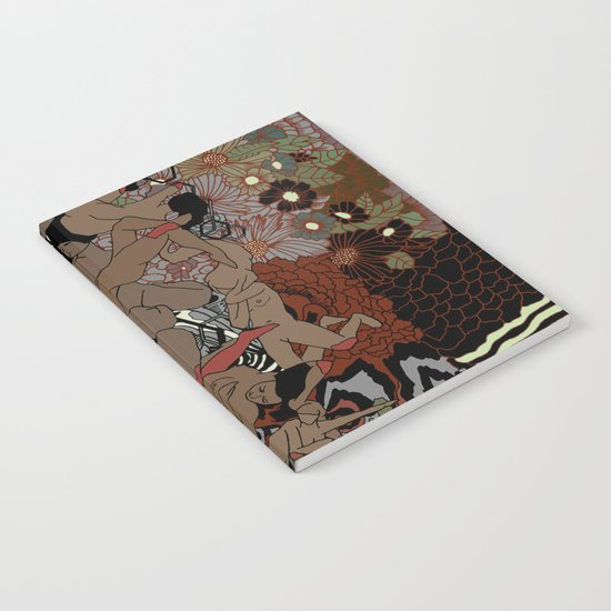 Beaded Nite Notebook