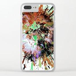 SNEEZE GOBLIN Clear iPhone Case