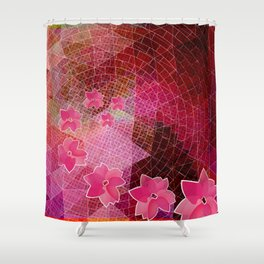 Netart Shower Curtain