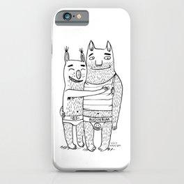 I Really Like You iPhone Case