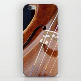 Cello Admiration iPhone Skin
