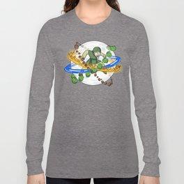 The Cabbatar Long Sleeve T-shirt