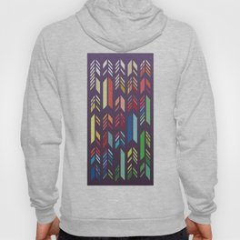 American Native Pattern No. 113 Hoody