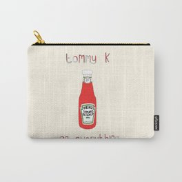 Tommy K Carry-All Pouch