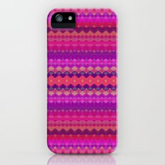 Tribal Diamond iPhone (5, 5s) Slim Case