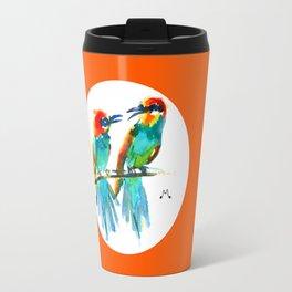Watercolor 2 Travel Mug