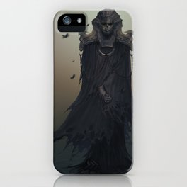 Tenepsis (Mummy) iPhone Case