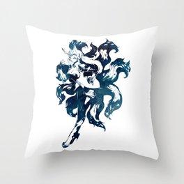 Challenger AHRI - League of Legends Throw Pillow