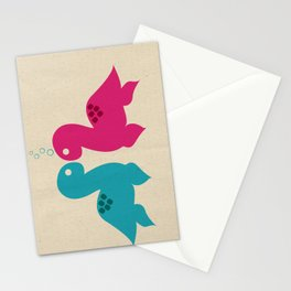 Loch Ness Love Stationery Cards