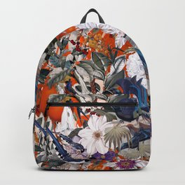 Floral and Birds XXVI Backpack